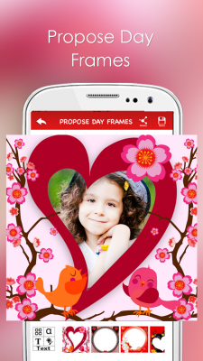 Propose Day Frames screenshot 2