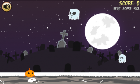 Pumpkin Jumper screenshot 2
