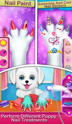 Puppy Dream Spa Saloon Hair Salon screenshot 2