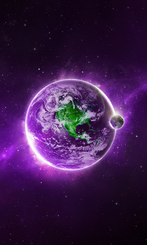 Download Purple Wallpapers APK Free For Your Android Phone
