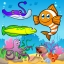 Image of Puzzle for Toddlers Sea Fishes