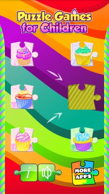 Puzzle Games for Children screenshot 1