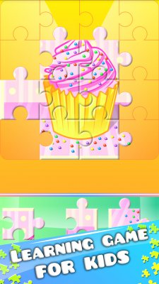 Puzzle Games for Children screenshot 2