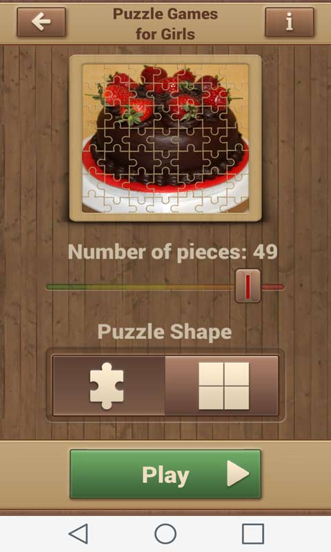 Puzzle Games for Girls screenshot 2