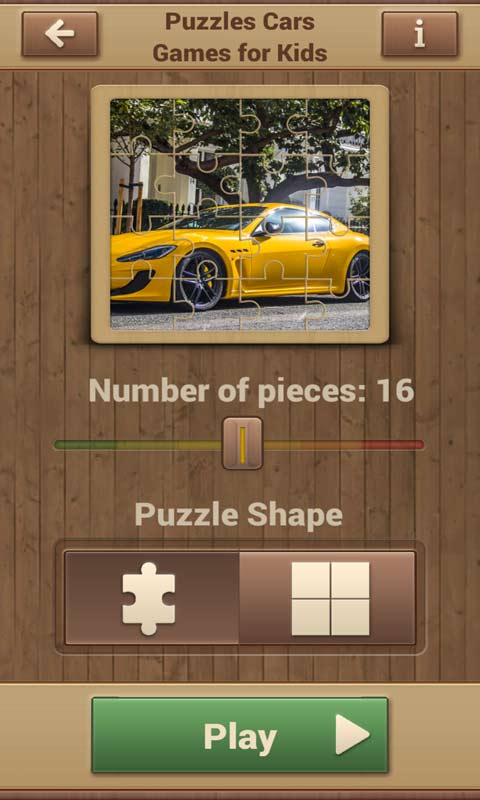 download puzzles cars games for kids free