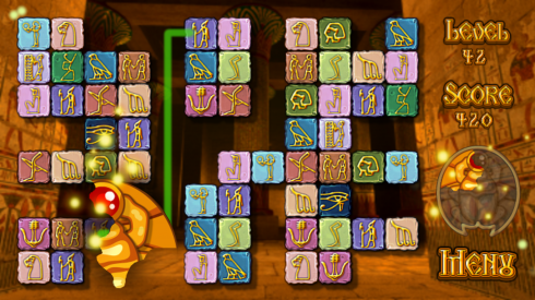 Pyramid Quest screenshot 1