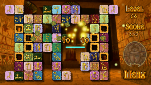 Pyramid Quest screenshot 2