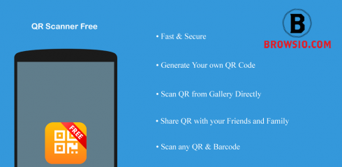 QR Code Scanner and Generator for Android - Download