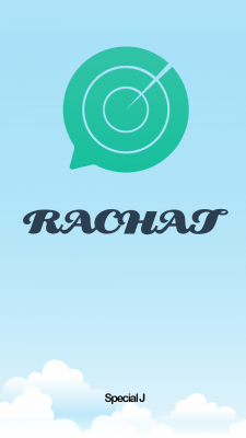Rachat - Location-based Chat screenshot 1