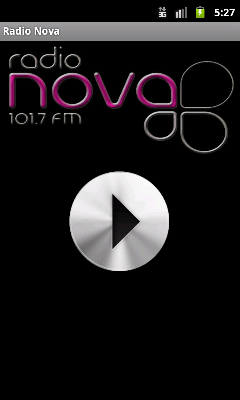 Radio Nova Online screenshot 2