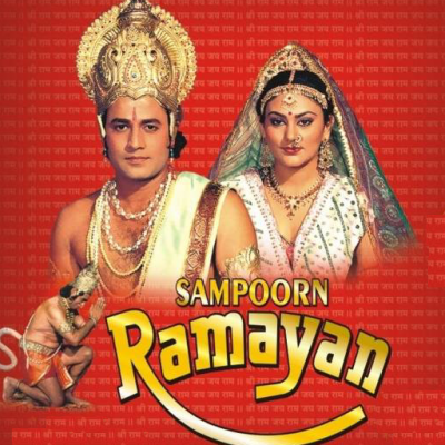 Image of Ramayana Hindi -Ramanand Sagar