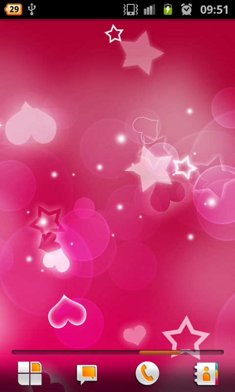 Download Red Hearts Live Wallpaper Free ...