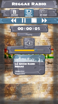 Reggae Radio screenshot 2