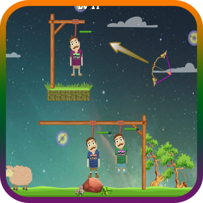 Image of Rescue Bearded Archery Game