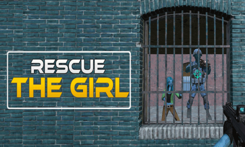 Rescue The Girl from Terrorists screenshot 1