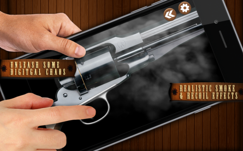 Revolver Guns Sim screenshot 2