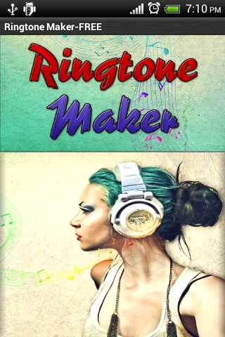 RINGTONE MAKER FREE screenshot 1