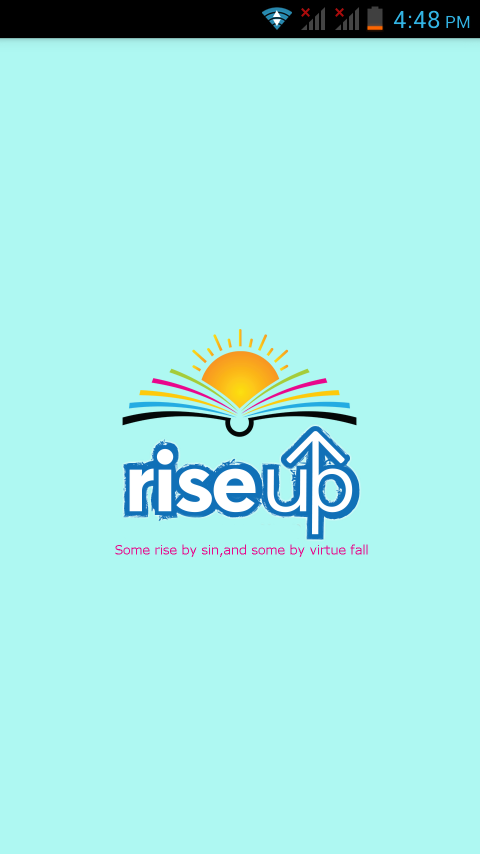 Rise Upp screenshot 1