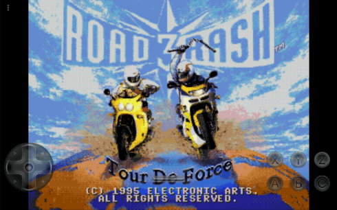 Road Rash 3 screenshot 1