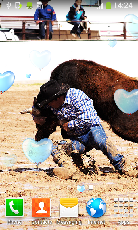 rodeo live wallpapers free app download android freeware