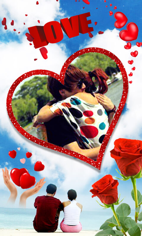 Romantic Love Photo Frames Latest free APK android app - Android ...