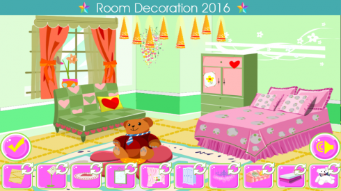 room decoration for girls game free app download android freeware