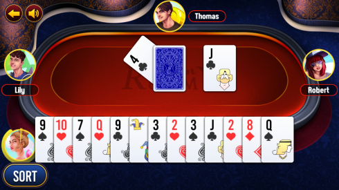Rummy Teen Patti Poker screenshot 1