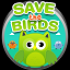 Save The Birds - Bounce Balls