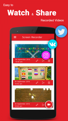 Screen Cam Recorder screenshot 1
