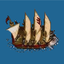 Sea Battle - defeat enemy ships with bombs