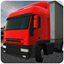 Semi Driver Trailer Parking 3D icon