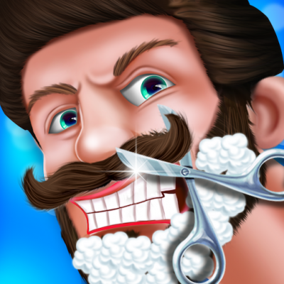 Shave Prince Beard Hair Salon Barber Shop Game