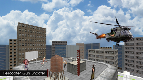 Shooting Games with Guns and People screenshot 1