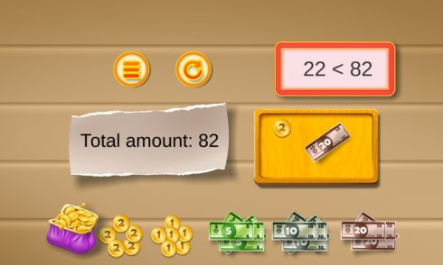 Shopping Game Kids Supermarket screenshot 2
