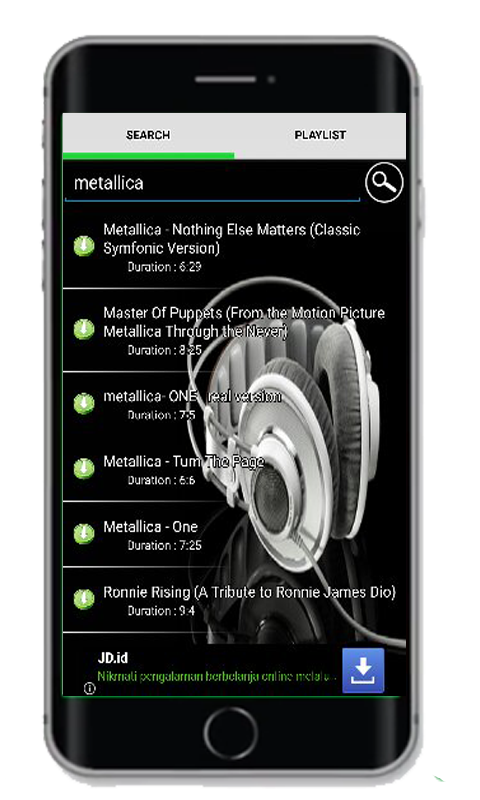 simple download mp3