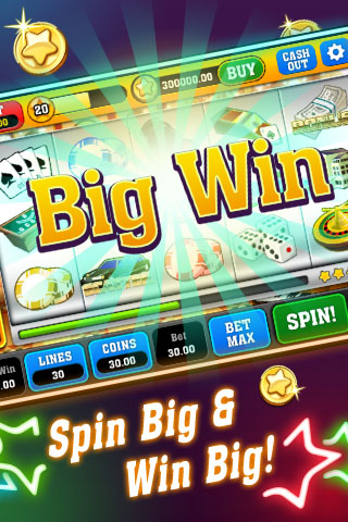 Slot Stars- Free Slot Machines screenshot 1
