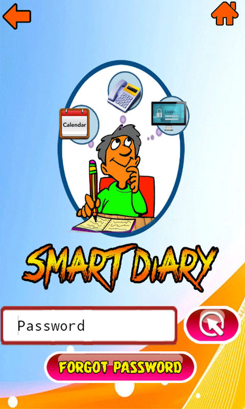 Smart Diary screenshot 2