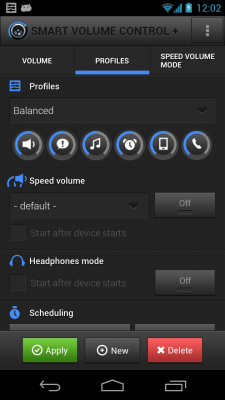 Smart Volume Control screenshot 1