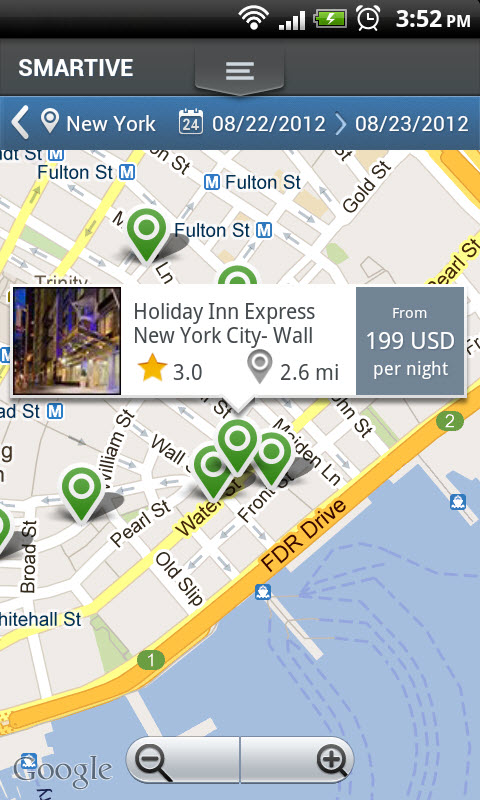 Dec 15,  · In the app you pick out your dates and the app narrows it down to a handful of places based either on your location or you can enter the city you are traveling to and then from the list you select the hotel that best meets your needs and budget/5(K).