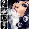 Smoke Photo Editor - Smoke On Photo Effect New