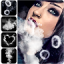 Image of Smoke Photo Editor - Smoke On Photo Effect New