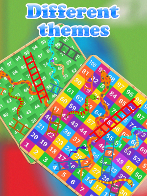 Snakes and Ladders 2018 - Dice Game screenshot 2