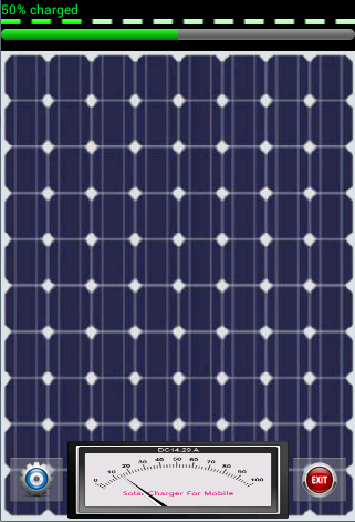 Solar Charger Lite Free screenshot 1