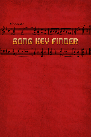 Song Key Finder screenshot 2