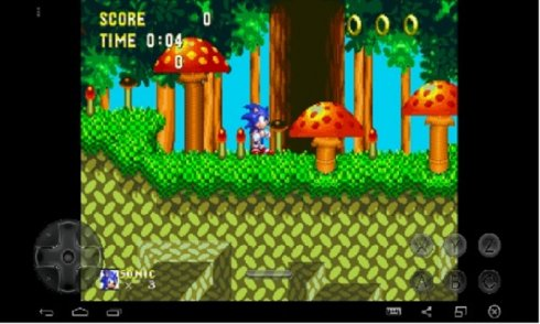 Sonic 3 and Knuckles screenshot 1