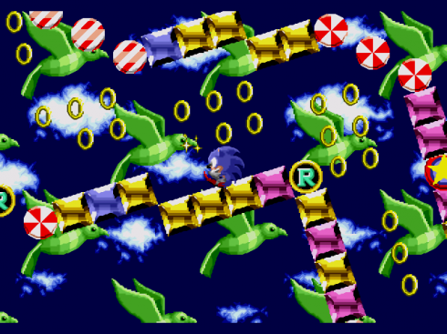 Sonic the Hedgehog 00 screenshot 2