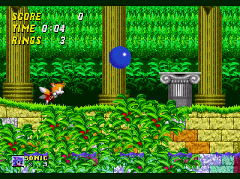 sonic the hedgehog 2 dash apk