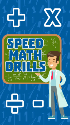 Speed Math Drills screenshot 1