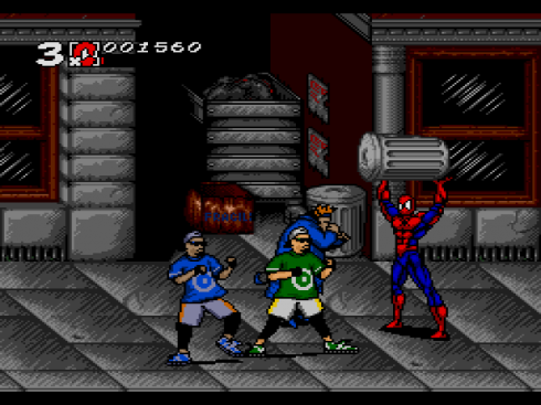 Spiderman And Venom Maximum Carnage For Android Download