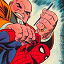 Image of Spiderman vs Kingpin